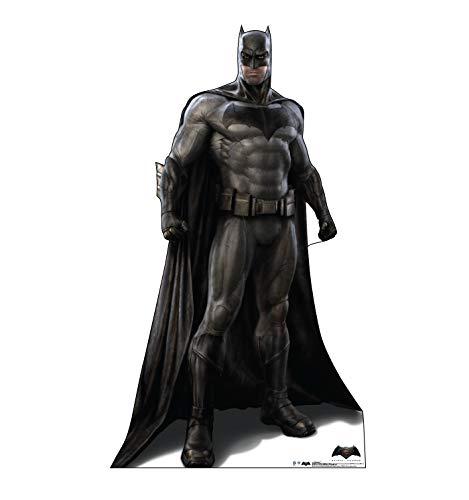 Advanced Graphics Batman Life Size Cardboard Cutout Standup - Batman V Superman: Dawn of Justice (2016)