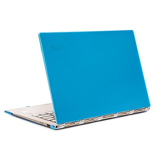mCover Funda Hard Shell para computadora portátil multimodo Lenovo Yoga 920-13IKB de 13.9' (25.3 cm) (NO se Adapta a Yoga 900/910) (Yoga 920 13,9 Pulgadas, Aqua)