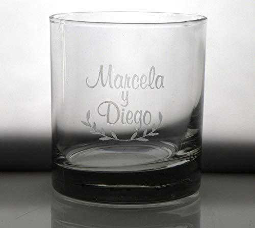 conseguir vasos whisky personalizado en internet