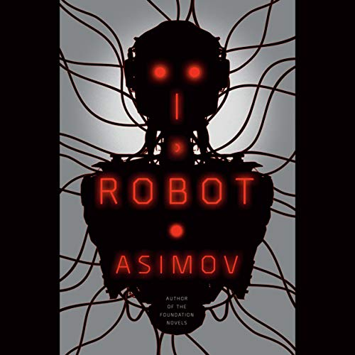 I, Robot  By  cover art