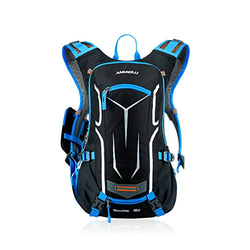 CMZ Backpack Cycling Backpack Outdoor Cross-Country Running Backpack Mountaineering Backpack Hiking Backpack