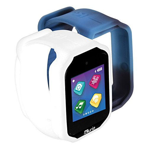 Kurio Watch 2.0+ The Ultimate Smartwatch Built for Kids - White