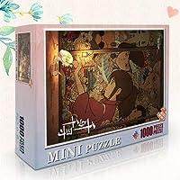 ジグソーパズル 1000 個木製紙組立絵風景パズルおもちゃ大人の子供のため子供ゲーム知育玩具