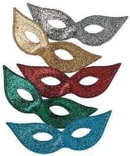Charleston Glitter Flyaway Asst. Eye Mask by Eye Masks