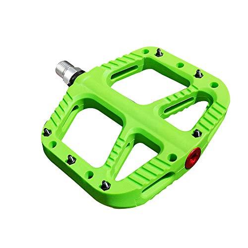 ZUKKA Bike Pedals,Mountain Bicycle Pedal Sets 9//16 Bike Accessories