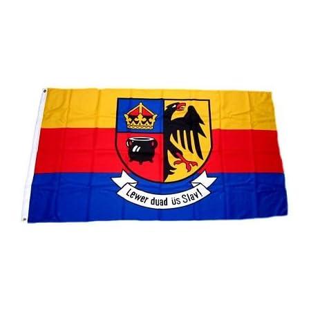 Fahne Flagge Nordfriesland Schrift 60 X 90 Cm Flaggen Sport Freizeit