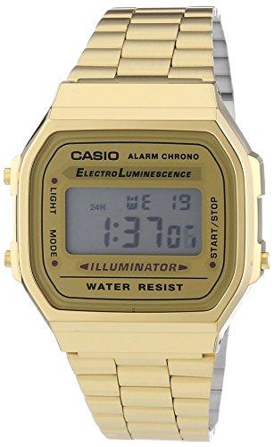 Relojes Casio Dorados Collection