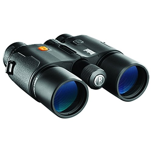 Bushnell Fusion 1-Mile 12x 50mm ARC Binocular Laser Rangefinder with Matrix Display, Black (202312)