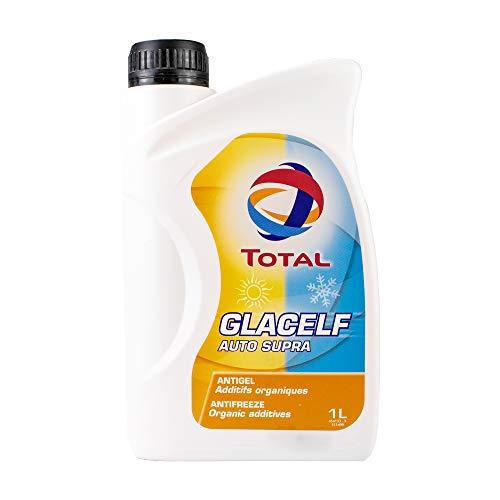 Total Glacelf Auto Supra Kühlmittel, konzentriert, 1 Liter
