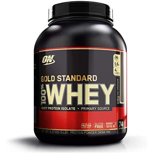 【国内正規品】ON Gold Standard 100% ホエイ エクストリーム ミルクチョコレート 2.27kg(5lb) 「ボトルタ...
