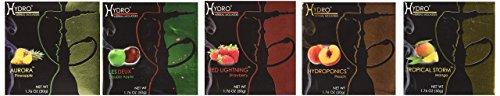 Hydro Herbal 250g, 5 Mix: Apple, Strawberry, Mango, Peach & Pineapple,...