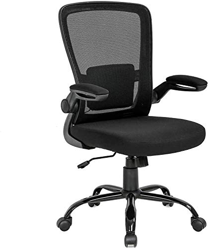Ergonomic Office Chair, Mesh Computer Chair with Lumbar Support, Ergonomic Desk Adjustible Computer Chair Home Office Mesh Desk Chair, Chair with Lumbar Support (1)