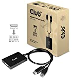 Club 3D Adaptateur DisplayPort  DVI-D (Active Dual)