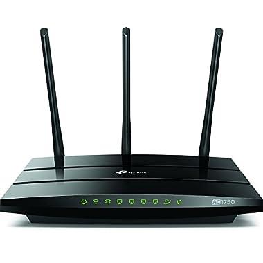 TP-Link Archer AC1750 Smart WiFi Router – Dual Band Gigabit, Qualcomm Inside (C7)