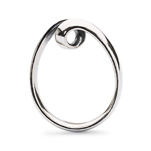 Trollbeads Silber Ring der Unendlichkeit - Gr. 56