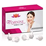 The Asian Secrets' FEMININE HERBAL CARE – Cleansing, Natural Restoration, Anti-inflammation, and Rebalance pH Level – 5 Counts