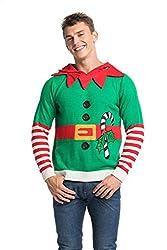 WM /& MW 2018 Womens Christmas Sweatshirt Hoodie Zipper Turtleneck Snowflower Print Hooded Pullover Blouse T-Shirt
