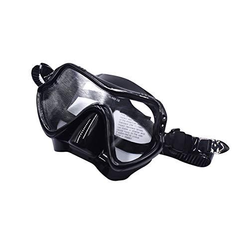 YAOSHI Tanque de Buceo Gafas de Buceo bajo el Agua la cámara, la Lente de Alto Rendimiento de Buceo, Gafas de natación Adecuado for la mayoría de Deportes-2 cámaras Buceo en el mar