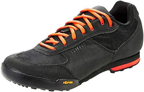 Giro Rumble VR Shoes Men Black/Glowing red Shoe Size EU 39 2020 Bike Shoes