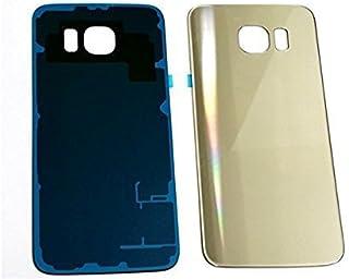 - Ownstyle4you- Carcasa posterior de recambio (parte de la batería) compatible con smartphonesSamsung Galaxy S6 Edge SM-G925F. Material: vidrio. Color: dorado