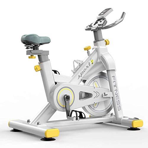 SUUUK Bicicleta De Ejercicio Silenciosa con Control Magnético Versión 2020, Bicicleta De Ciclismo Interior Estacionaria, para Entrenamiento De Máquina De Entrenamiento Cardiovascular En Casa