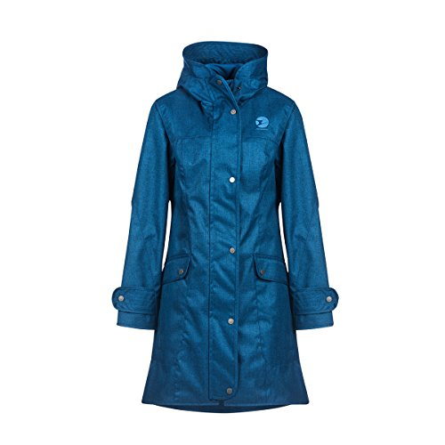 Finside Onnea Damen Outdoor Parka & Zip In Außenjacke