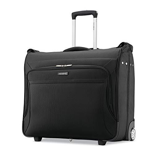 Samsonite Ascella X Softside Luggage, Black, Garment Bag