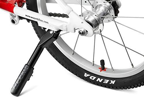 Woom bikes USA Woom - Soporte para modelo 4 y 5, color negro