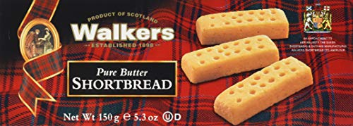 Walkers Shortbread Fingers, Schottisches Buttergebäck, 150 g