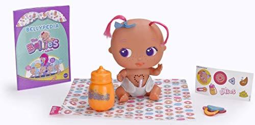 The Bellies - Yumi-Yummy, muñeco Interactivo para niños y