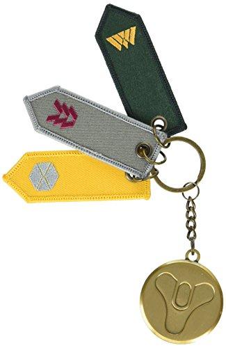 Destiny Guardians Keychain