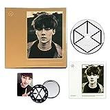EXO 2nd Album - EXODUS [ Random / Korean ver. ] CD + Photobook + Photocard + FREE GIFT / K-pop Sealed