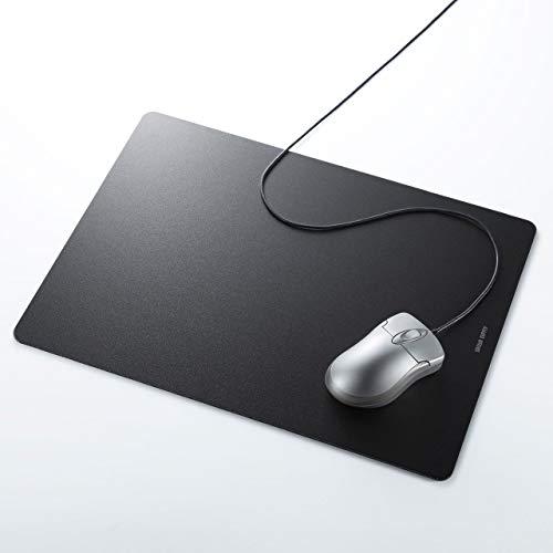 サンワサプライハードマウスパッド(LLサイズ)W260×D350mmMPD-NS3-LL