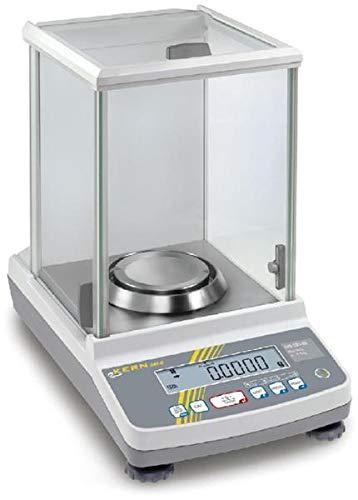 Base ABJ balanza analítica 80-4NM - 82 g - 0, 1 mg de precisión calibrado en la fábrica