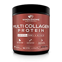 ✅ENHANCED ALL-IN-ONE BONE BROTH COLLAGEN PEPTIDES POWDER: Your Collagen needs are covered with this all-in-one, ultra premium bone broth, super absorbent medical grade collagen powder supplement with a high-quality, potent, blend of grass-fed beef, c...