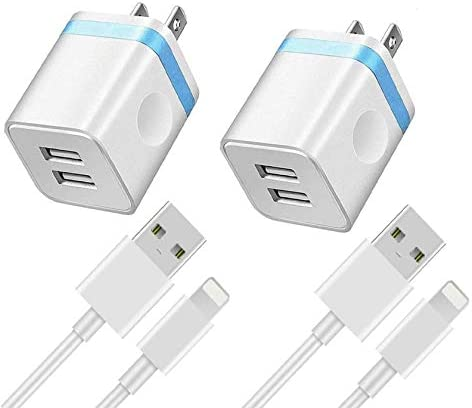 iPhone Charger Apple MFi Certified Lightning Cable 6FT Fast Charging Data Sync Transfer Cord product image