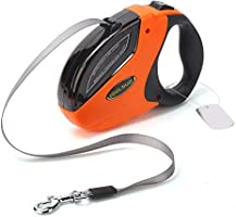 20% off 16ft Retractable Dog Leashes and Adjustable Pet Car Seat Belt