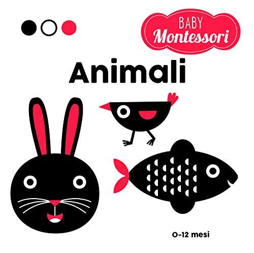Animali. Baby Montessori. Ediz. a colori