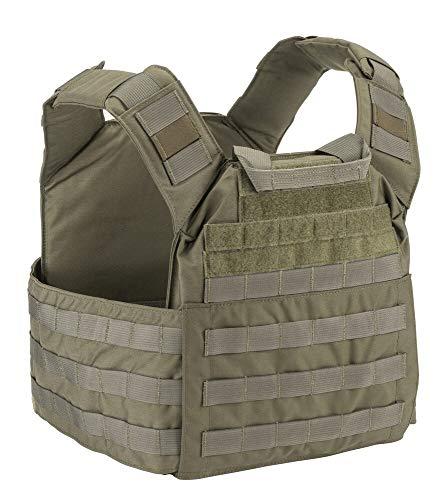 T3 Tomahawk Tactical Vest, Lightweight Military Tactical Vest, Water-Resistant Police Vest and Security Vest for Law Enforcement Professionals (Ranger Green)