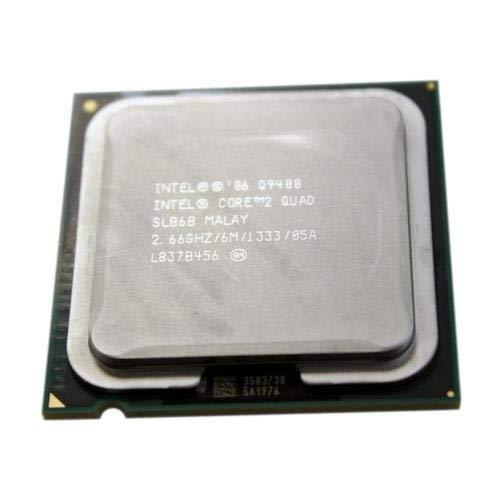 Intel Core 2 Quad Processeur Q9400 2,66 GHz 1333 MHz 6 Mo LGA775 SLB6B (rewed)