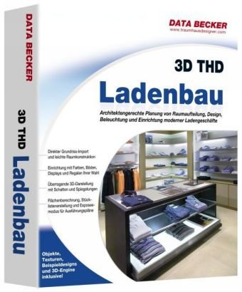 Aprisoft 3D THD Ladenbau. CD-ROM für Windows Vista/XP/2000