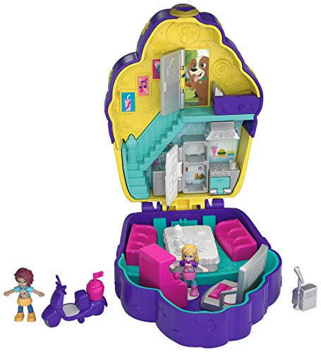 Polly Pocket Coffret Univers le Café Cupcake