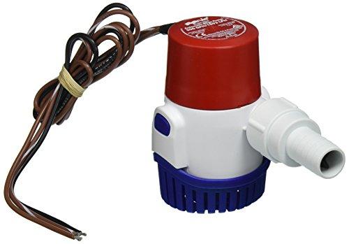 Rule 500 GPH 25SA Electronic Sensing Bilge Pump-500