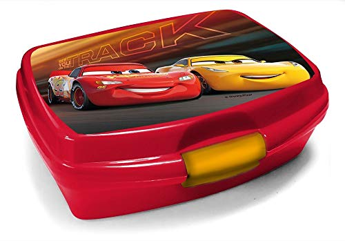 XX Cars Lunchbox Brotdose 59706