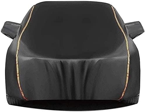 YSTC Funda Coche Personalizada para BMW Z4 M 20i 30i M40i Roadster, Oxford Exterior Impermeable Transpirable, Anti UV Antipolvo Antigranizo Integral de 360°, Cubierta para Auto con Forro