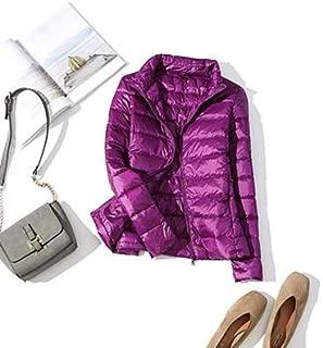 Xiang Thin Down Jacket Women 2019 Autumn Winter Slim Short Hooded Warm White Duck Down Coat