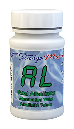 Exact Industrial Test Systems eXact 486641 Micro Total Alkalinity Strip for Photometers