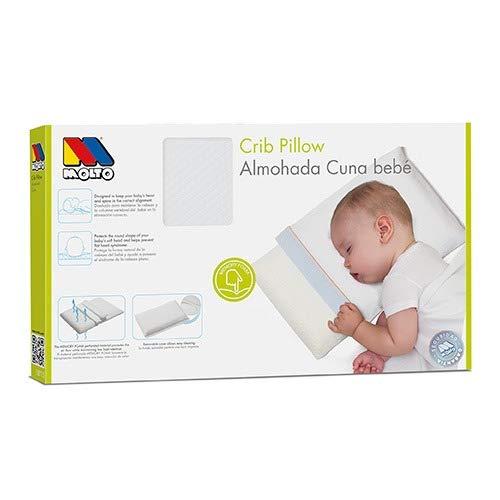 Cojín para bebés con Memory Foam para Cuna