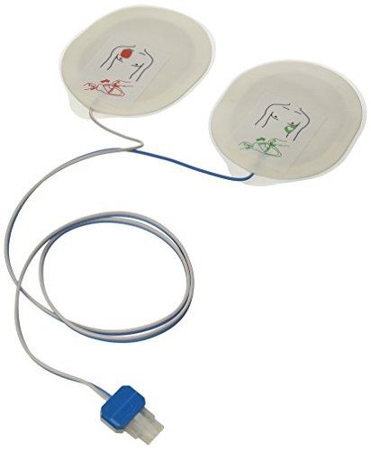 F7954 Ein Paar Einweg-Defibrillationselektroden zu Schiller and Esaote - für Erwachsene