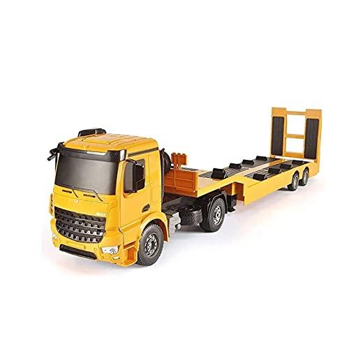VanFty Control Remoto Camión Control Remoto Cargador de automóviles Modelo de Caza de automóvil Modelo de Juguete